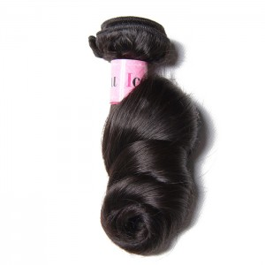 UNice Hair Icenu Series 3 Bundles Indian Loose Wave Human Hair Extensions