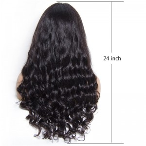 UNice Hair Bettyou Wig Series 100% High Quality Brazilian Remy Human Natural Wave Lace Front Wig