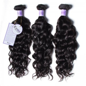 UNice Hair Kysiss Series 3 Bundles Products Cheap Indian Natural Wave