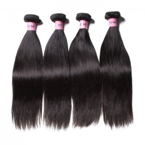 UNice Hair Icenu Series 4 Bundles Hair Products Unprocessed Human Virgin Straight Hair