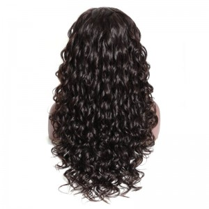 UNice Hair Bettyou Wig Series Medium Curly Brazilian Human Hair Wig Lace Frontal Wig