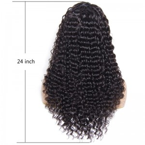 UNice Hair Bettyou Wig Series Lace Front Wig 100% Remy Human Hair Deep Wave Wig