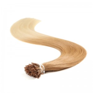 UNice 100 g Ombre Keratin Stick I-tip Straight Virgin Human Hair Extensions 1 g/s