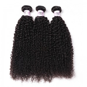 UNice Hair Icenu Series 100% Virgin Human Hair Kinky Curly Hair 3 Bundles