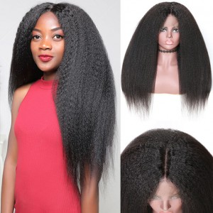 UNice Hair Bettyou Series Popular Kinky Hair Wig Long African American Wig