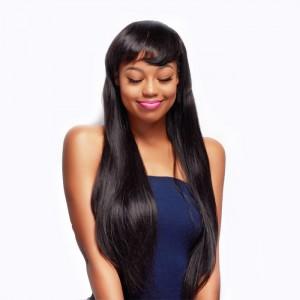 UNice Hair Icenu Series 3 Bundles Peruvian Straight Hair Weft With Closure
