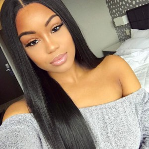 UNice Hair Icenu Series Best 4 Bundles Straight Virgin Hair With Lace Closure