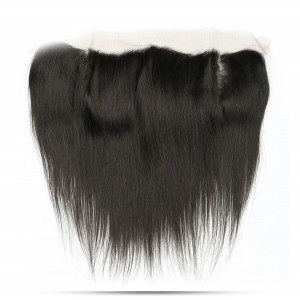 UNice Hair Icenu Series Straight Virgin Human Hair 4 Bundles With Frontal Hair Closure
