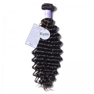 UNice-Kysiss 1 Piece Virgin Human Hair 8A Grade Deep wave
