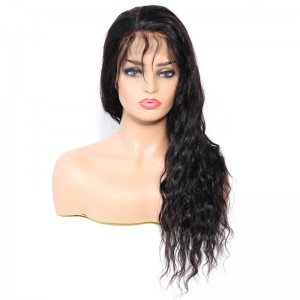 UNice Hair Bettyou Series Peruvian Long Water Wave Human Hair Lace Front Wig For Women Online For Sale
