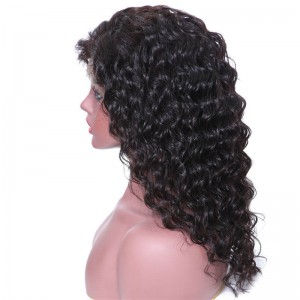UNice Hair Bettyou Wig Series Density 150% And 180% 360 Lace Front Wig Deep Wave Human Hair Wigs