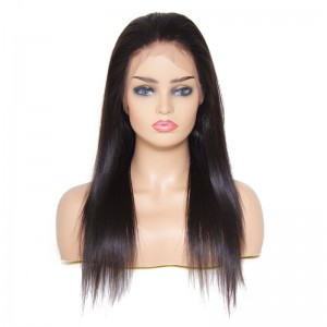 UNice Hair Bettyou Series 100% Human Hair Soft Long Straight Full Lace Wig 10-24 Inches