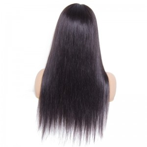 UNice Hair Bettyou Series 100% Human Hair Soft Long Straight Lace Front Wig 14-28 Inches