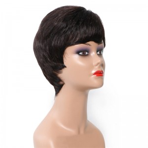 UNice Hair Bettyou Wig Series Brazilian Short Straight Human Hair Capless Wigs For Women