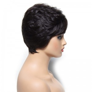 UNice Hair Bettyou Wig Series Short Layered Straight Human Hair Wigs For Women