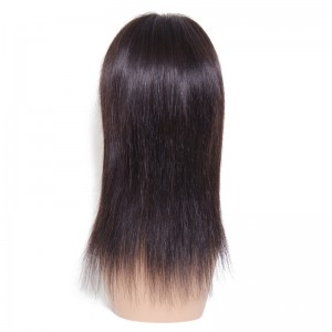 UNice Hair Bettyou Wig Series Medium Charming Straight Human Hair Lace Front Women Wigs 16 Inches