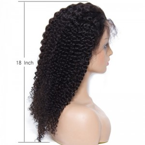 UNice Hair Bettyou Wig Series Boutique Fascinating Inexpensive Long Curly Lace Front Wig 100% Human Hair