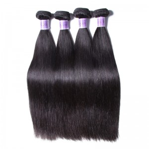 UNice Hair Kysiss Series Best Selling Unprocessed Straight Indian Virgin Hair 4pcs/pack