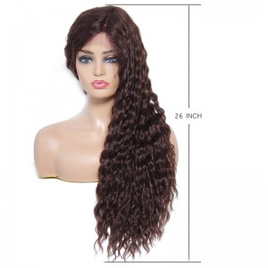 UNice Hair Bettyou Wig Series Medium Curly Brazilian Human Hair Wig Hand Tide Hairline