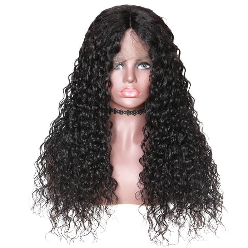 UNice Hair Bettyou Series Natural Wave Hair 360 Lace Front Wigs 100% Human Hair