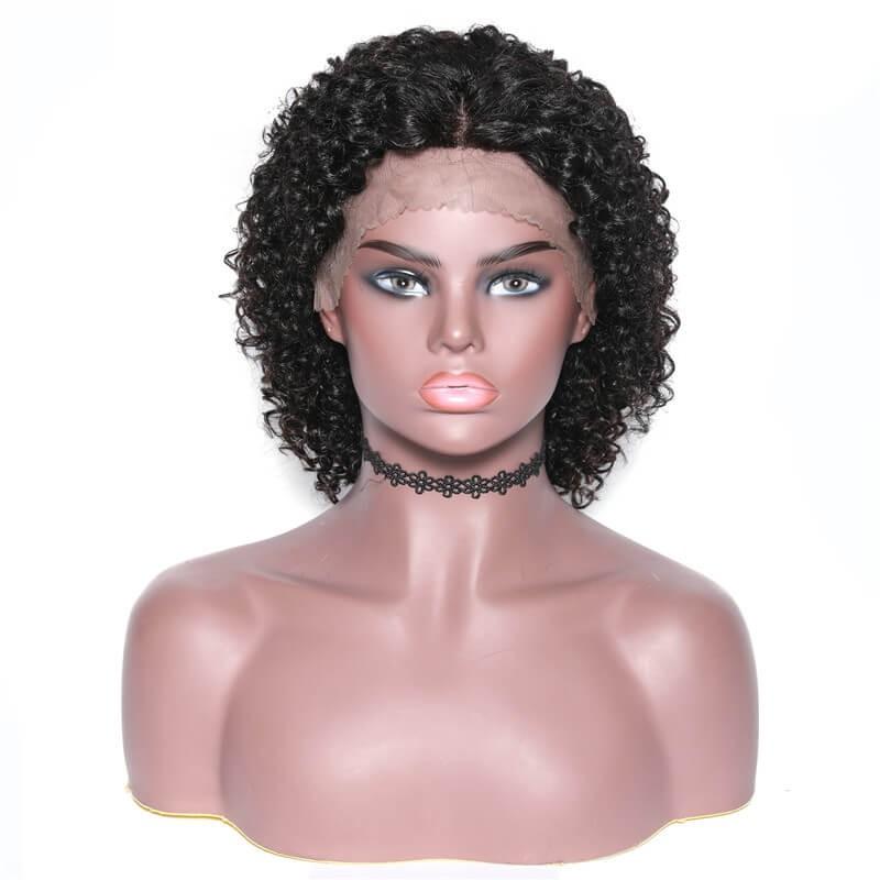 Short BoB Wig Loose Jerry Curly Wig