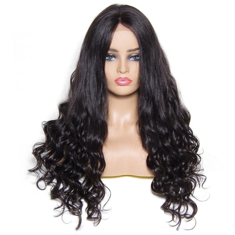 UNice Hair Bettyou Wig Serices Peruvian Short Charming Wavy Human Hair Capless Wig