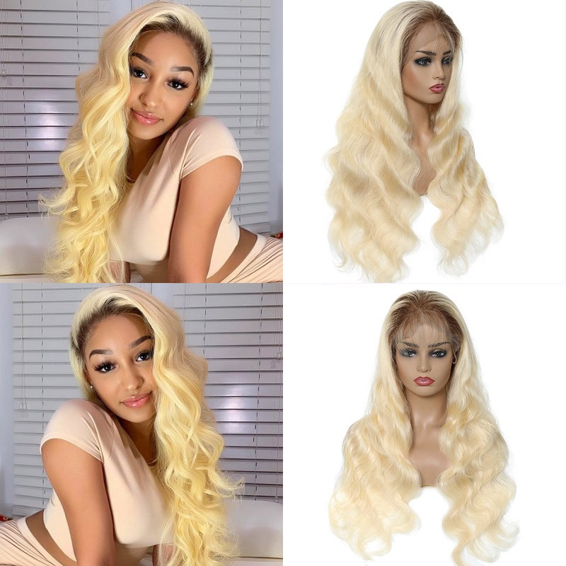 full lace wigs human hair,body wave full lace wig