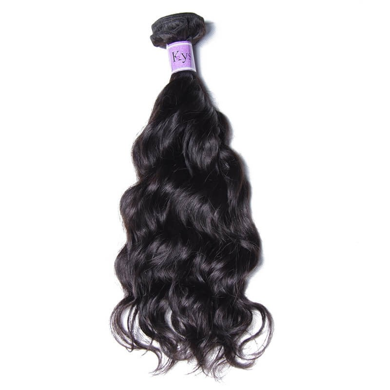 UNice-Kysiss 1 Piece Hair Extensions 8A Grade Natural Wave