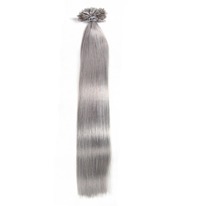 UNice 100s 0.5g/s Straight Nail/U Tip Remy Hair Extensions