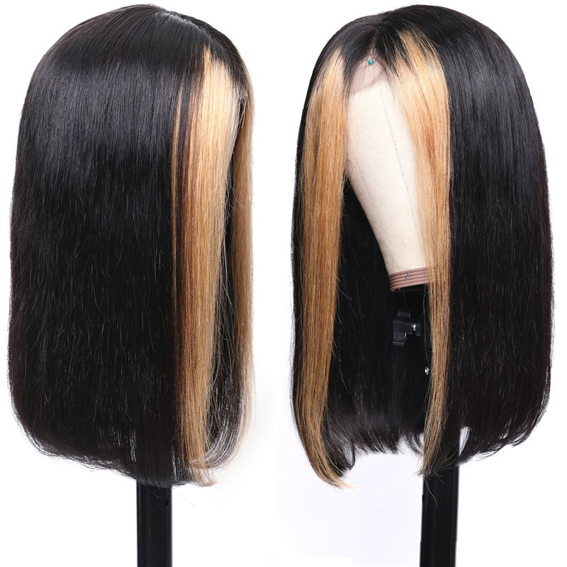 UNice Hair 13x4 Lace Front Human Hair Wigs