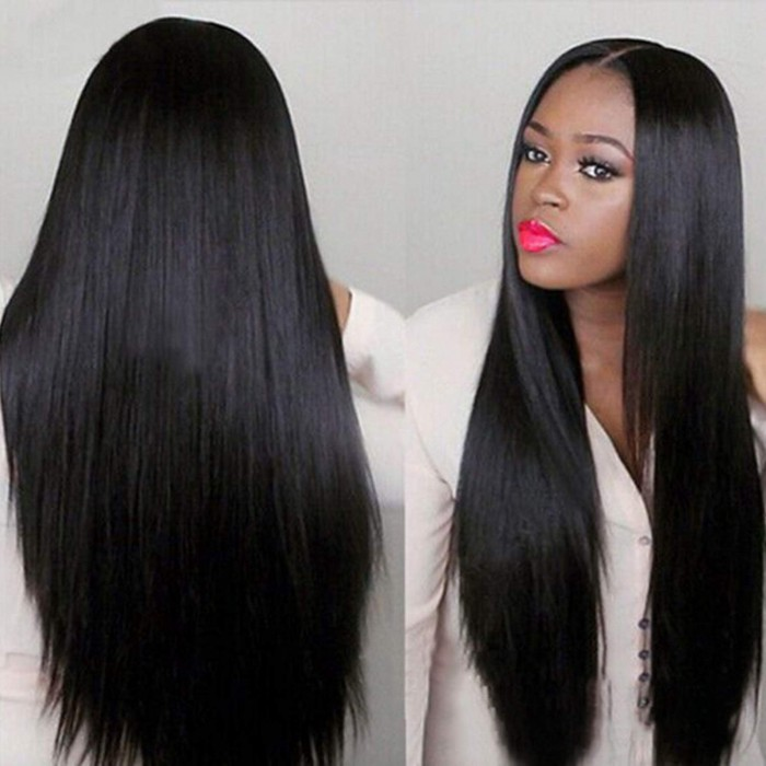 Unice 3pcs Human Hair Straight Bundles With Frontal Lace Closure Unice Com