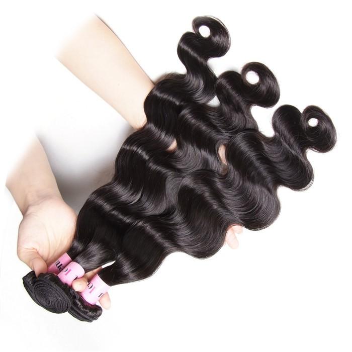unice body wave hair