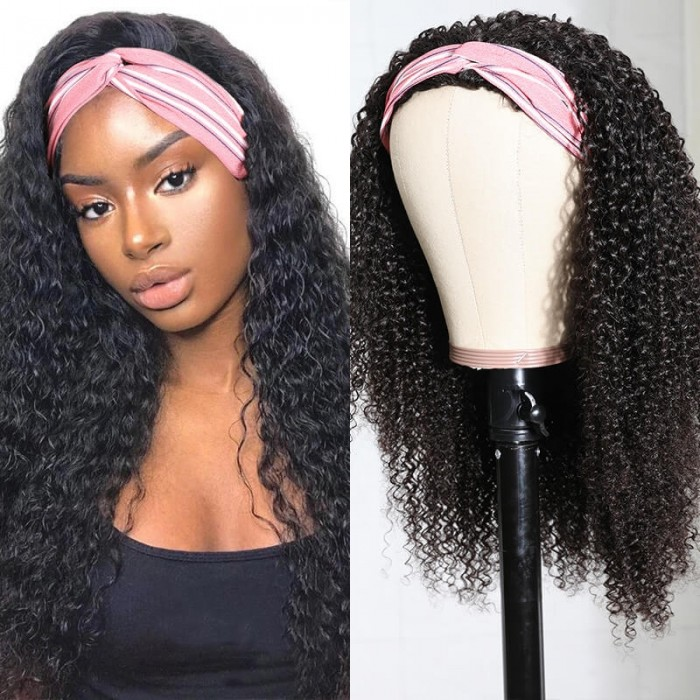 Unice Fashion Afro Kinky Curly Half Wigs For Black Women 150 Density Kinky Curly Half Wig For Sale Bettyou Series Unice Com