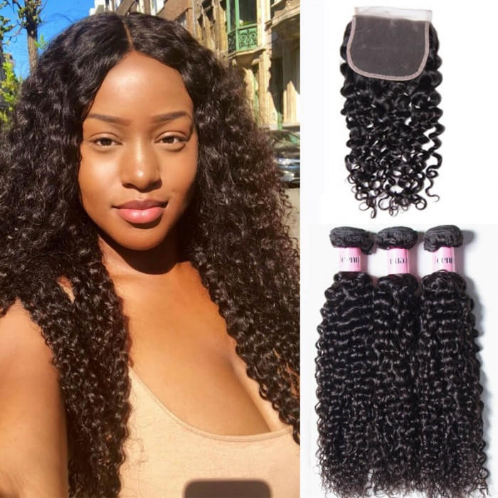 brazilian curly hair wave