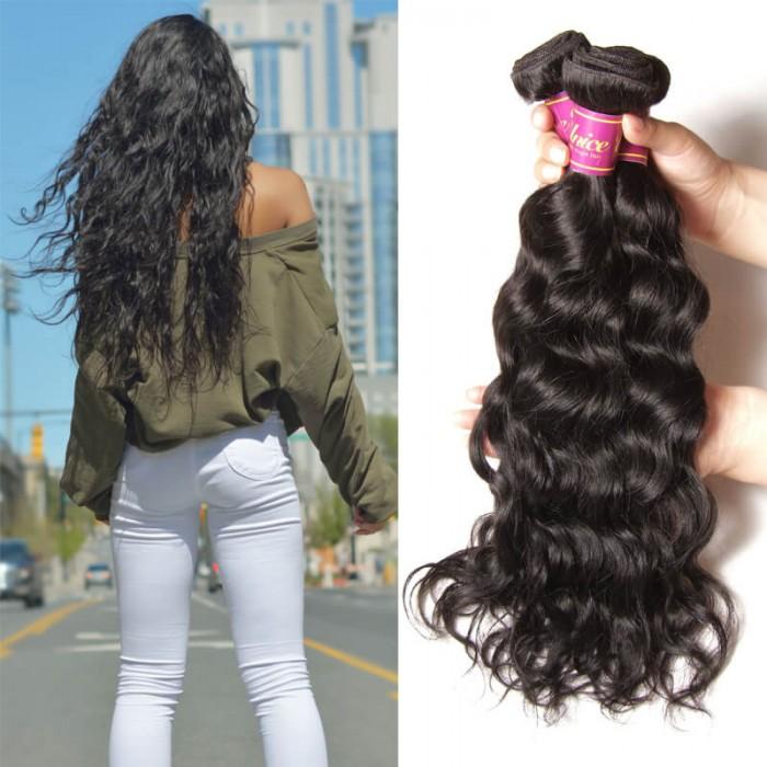 natural weave hair