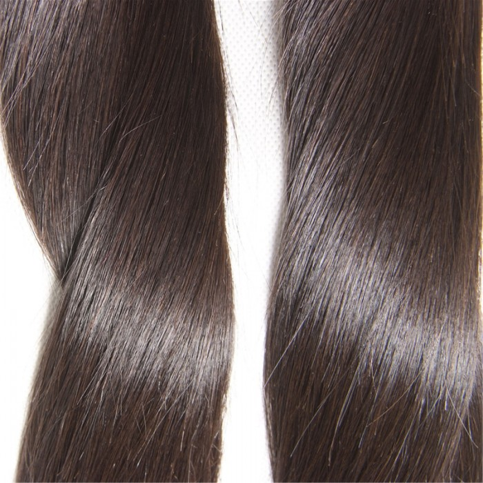 Unice straight human hair