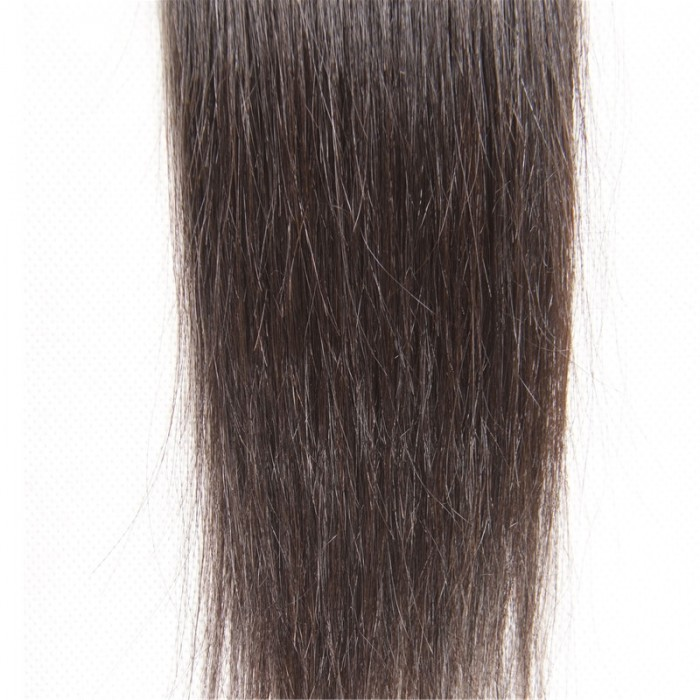 Unice straight hair ends