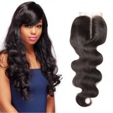 UNice Hair Icenu Series 3 Bundles Brazilian Body Wave With Lace Closure
