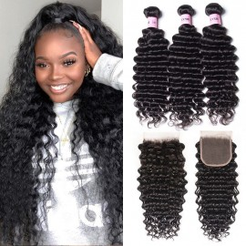 Best Lace Closure,Lace Frontal Closure,Virgin Hair Bundles with Closure on  Sale | UNice.com