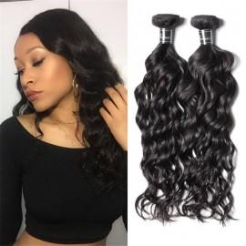 UNice-Banicoo Virgin Hair Bundles 4pcs/pack Natural Wave