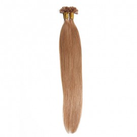 UNice  Indian 100g Human Hair Straight Pre-Bonded U Tip Hair Extensions 1 g/s