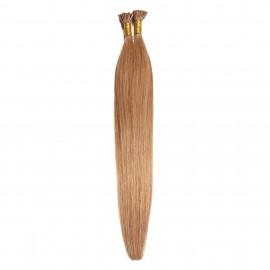 UNice 50g I Tip Peruvian Straight Human Virgin Hair 0.5 g/s