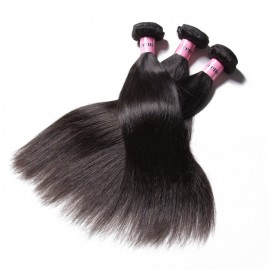 Unice straight human hair
