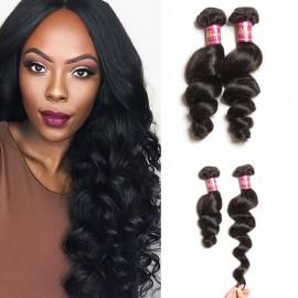 unice loose weaving hair
