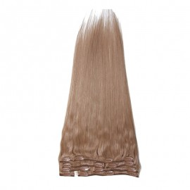 UNice Clip In Indian 100g Human Virgin Hair Straight