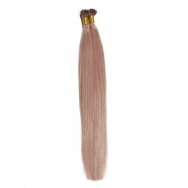 UNice 100g Indian Virgin Straight I Tip Human Hair 1 g/s