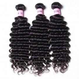 Unice Peruvian deep wave hair
