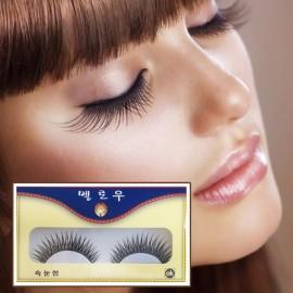 UNice 5 Box False Eyelashes Messy Nature Eye Lashes Black Handmade Lashes Extension