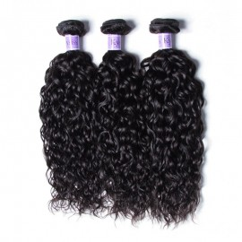 UNice-Kysiss Product 3 Pcs/lot Malaysian Unprocessed Virgin Hair Water Weaves