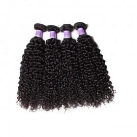 UNice-Kysiss Hair 4 Bundles Unprocessed Virgin Hair Wholesale Jerry Curly Hair